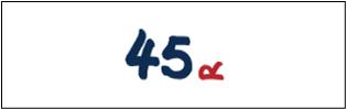 45R (フォーティファイブアール)