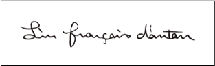 Lin francais d'antan(ラン・フランセ・ダンタン)