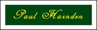 Paul Harnden Shoemakers (ポールハーデン シューメーカーズ)