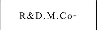 R&D.M.Co-(OLDMAN'S TAILOR : オールドマンズテーラー)