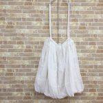 TOUJOURS(トゥジュー) サスペンダースカート SuspenderSkirt / 買取6000円