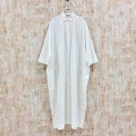 ARTS&SCIENCE(アーツ&サイエンス) Big Slip-on Shirt Dress / 買取20000円