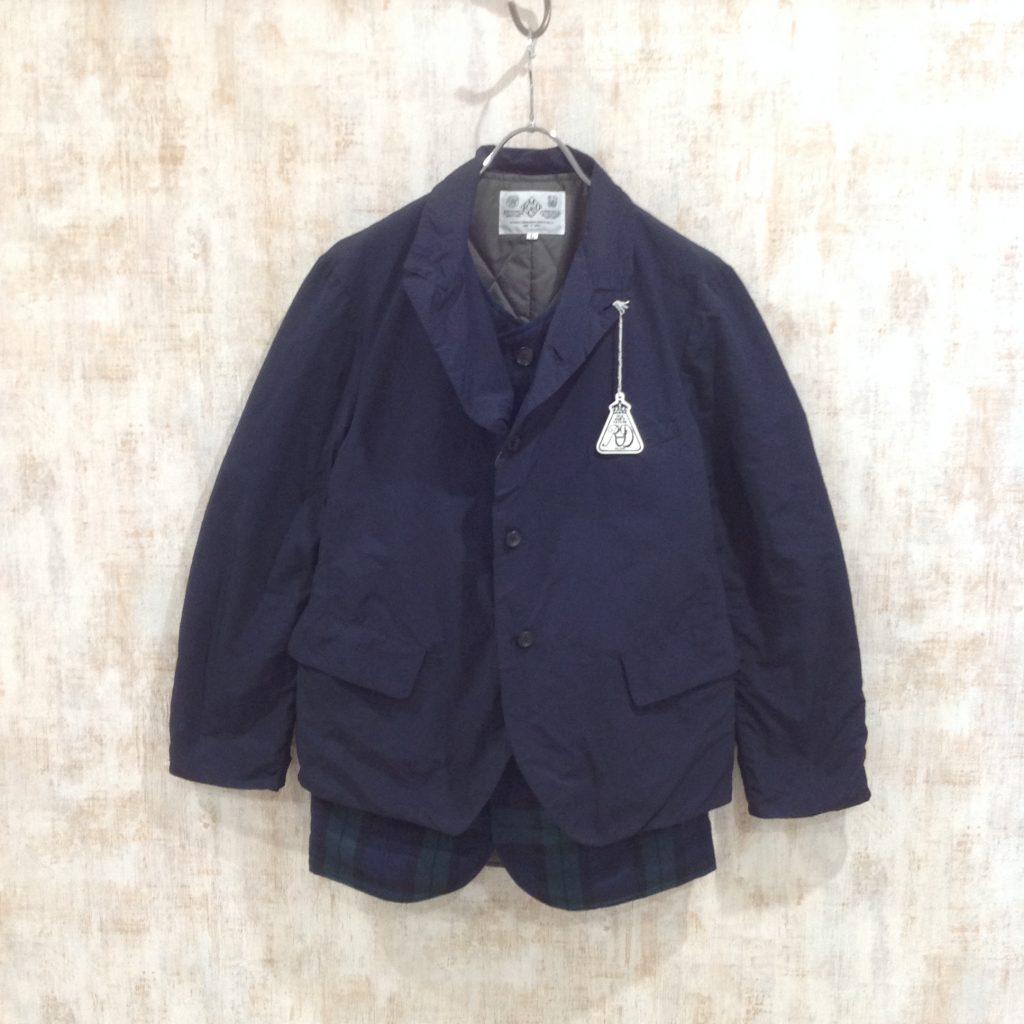 オールドマンズテーラーの人気アイテムであるガーメントダイジャケット