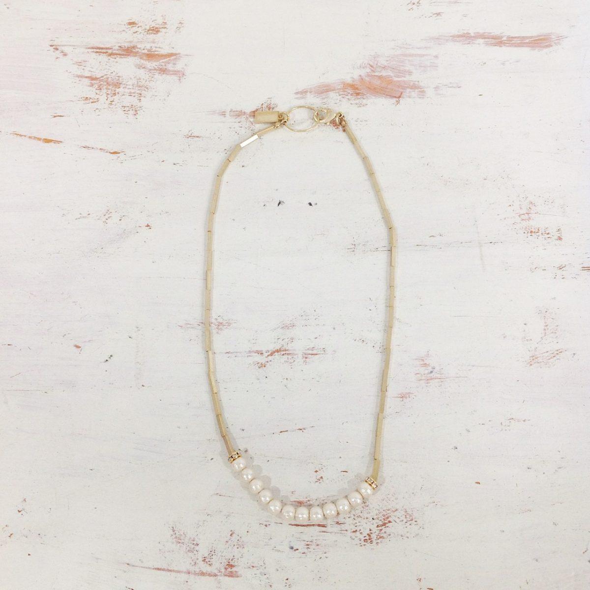 プティローブノアーの綺麗なネックレス