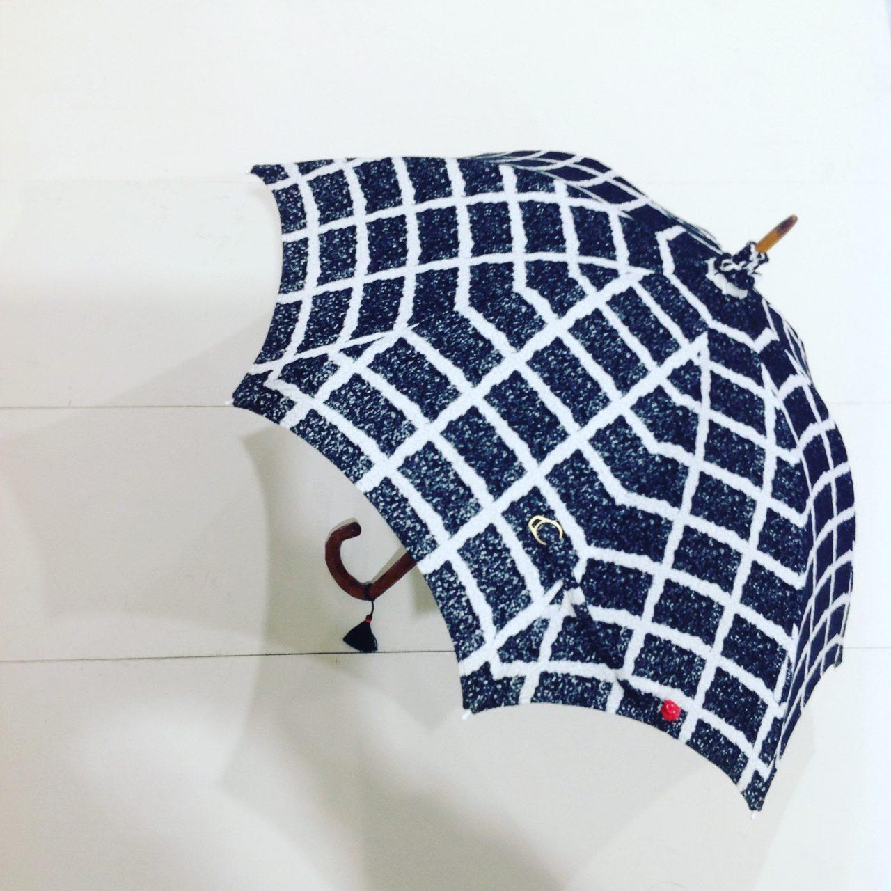 イイダ傘店のお洒落な日傘