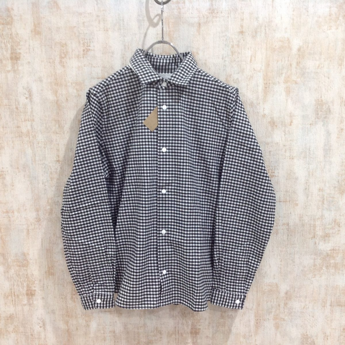 YAECAのコンフォートシャツcomfort shirt