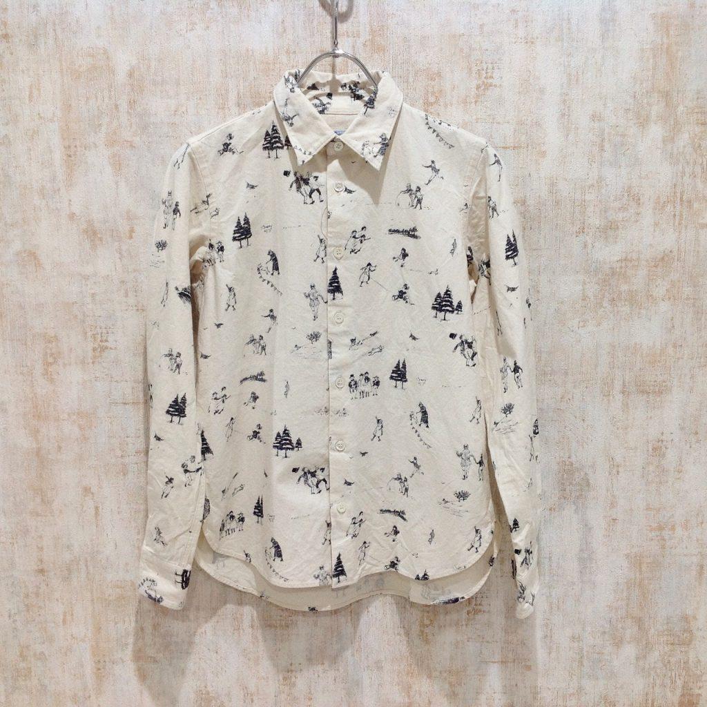 R&D.M.Co-ことオールドマンズテーラーのGood old daysシャツ