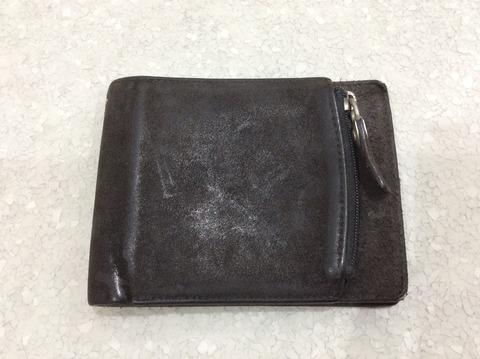 マルタンマルジェラの使い込んだ財布