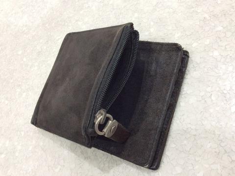 使い込んだマルタンマルジェラの財布