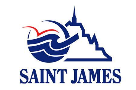 セントジェームスのブランドロゴ