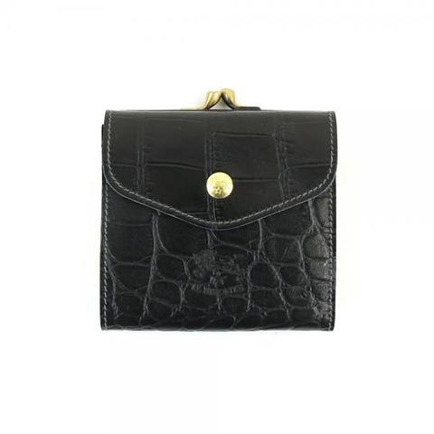 イルビゾンテの黒の財布