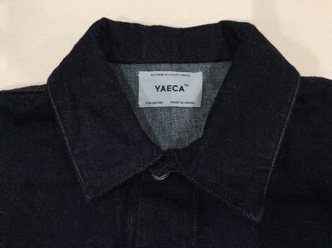 YAECAの襟元の画像