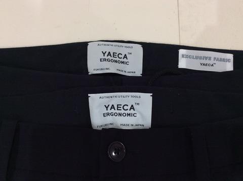YAECAのブランドタグ画像