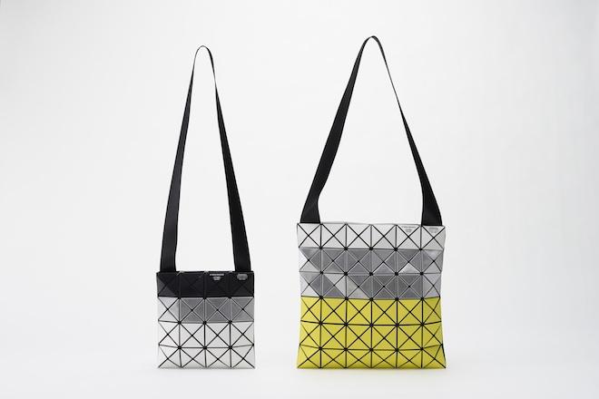 BAOBAO ISSEY MIYAKEの平林奈緒美さんデザインのバッグ