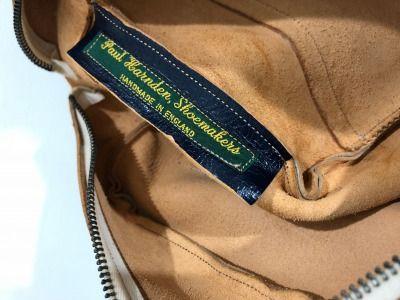ポールハーデンのチャンキーバッグのブランドロゴ画像