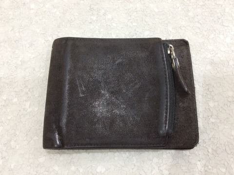 メゾンマルジェラの財布