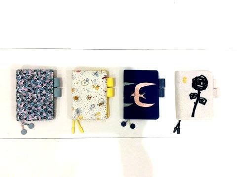 hobonichiの手帳カバー