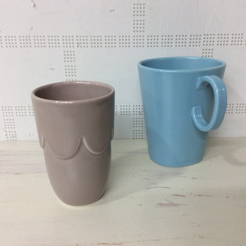 ミナペルホネンのマグカップ