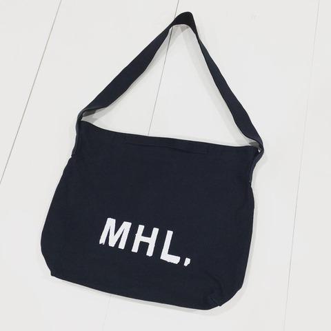 MHLのロゴバッグ